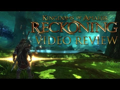 Kingdoms of Amalur: Reckoning - Video Review