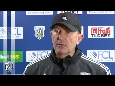 Tony Pulis previews Albion's fixture against West Midlands rivals Aston Villa
