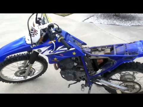 Yamaha ttr 230 review how to save money and do it yourself for Yamaha ttr 230 carburetor for sale