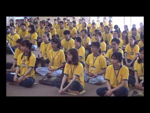 Khóa tu tuổi trẻ và đạo phật 16/10/2016