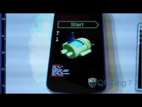 How to Unlock the Galaxy Nexus Bootloader