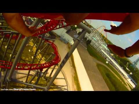 FireHawk (HD POV) Kings Island