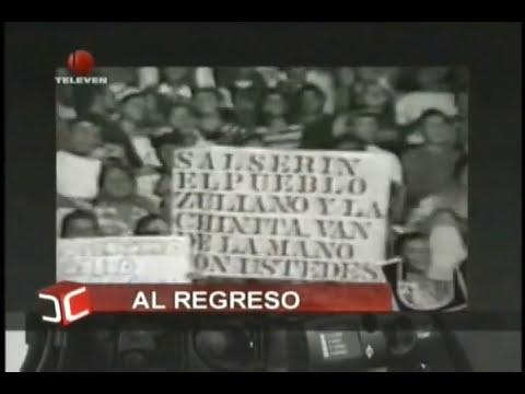 Detrás de las Cámaras (04-09-2013) Televen. Parte 1