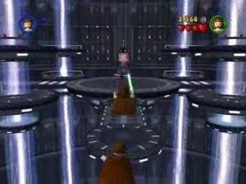 LEGO Star Wars: The Video Game Campaign Part 16 Segment 1
