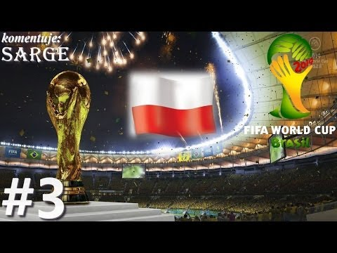 Testujemy grę 2014 FIFA World Cup Brazil (PS3 gameplay #3) - Road to the FIFA World Cup (Zagrajmy w)