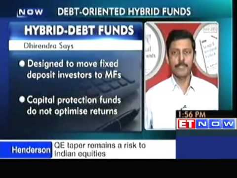 Dhirendra's view on debt-oriented hybrid funds Photo,Image,Pics-