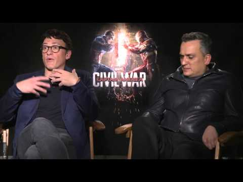 Captain America: Civil War: Directors Anthony Russo & Joe Russo Official Movie Interview