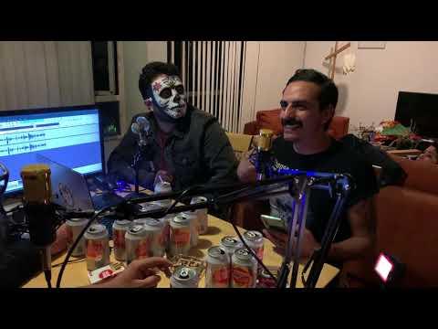 Cine y Alcohol. Episodio 50: Especial Halloween con Leyendas Legendarias. parte 2.
