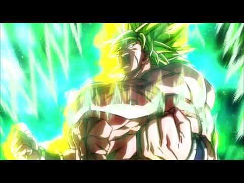 Daichi Miura -「 Blizzard 」Dragon Ball Super: Broly Main Theme Song 10 HORAS/ 10 HOURS