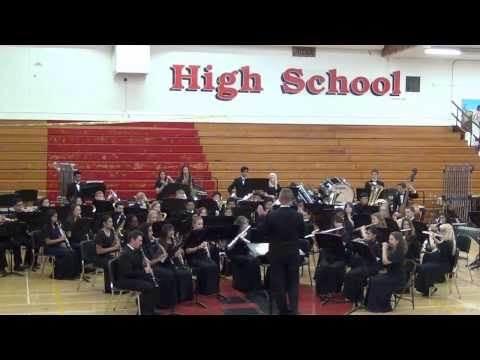 Vanden High School Wind Ensemble - TOC Fairfield 2013