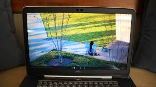 Dell's XPS 15z [Walkthrough][HD]