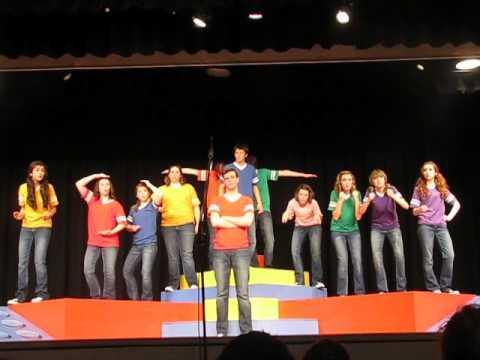 Kewanee High School - Group Interpretation 2013 - Toy Story