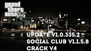 GTA V. Update v3, Crack v4.
