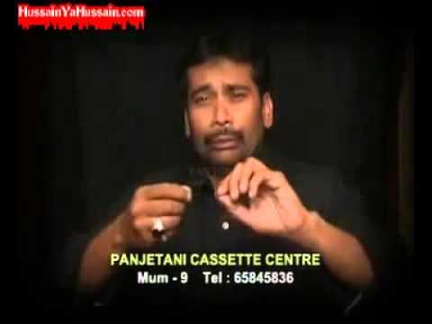 Wasim Rizvi   Nohay 2010   Sajjada S) Sakina(a S)   Youtube video