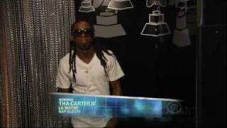 download lagu 2009 Grammy Awards - Lil Wayne Wins Best Rap gratis