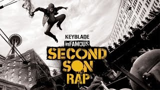 INFAMOUS SECOND SON RAP - El Artista de Humo | Keyblade