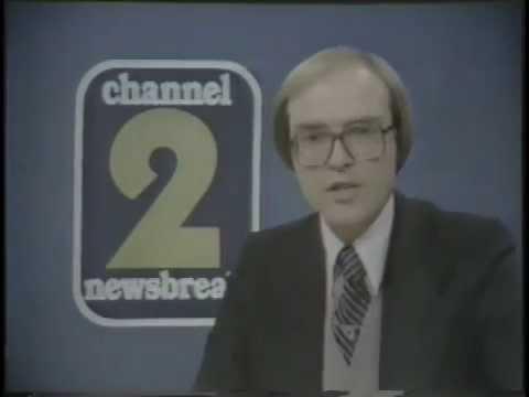 January 21, 1979 WMAR Channel 2 Newsbreak