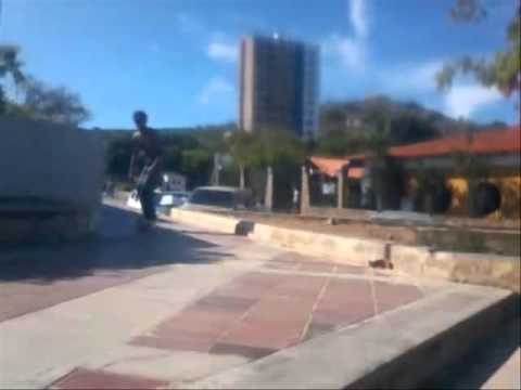 Element B Margarita Skateboarding- Montage 1