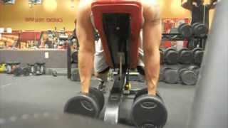 Wendler C11 W2 Bench Press Workout