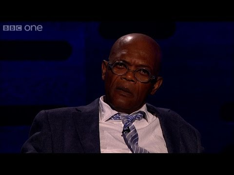 Samuel L Jackson's Pulp Fiction Speech - The Graham Norton Show - Episode 11 - BBC One