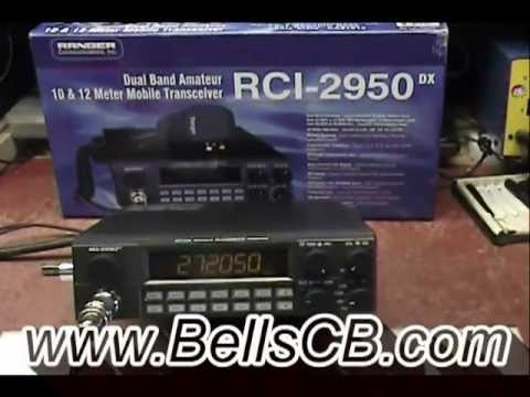 Ranger RCI-2950DX Tune-up Report