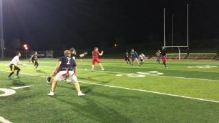 LIGHTS OUT - SCSU FLAG FOOTBALL