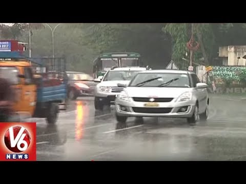 Weather Update: Heavy Rains Hits North India | Chardham Yatra Halted Due to Snowfall | V6 News