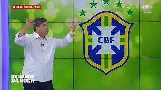 Por que o Tite não chama jogadores do Palmeiras? Por que o Allianz não serve pra Copa América
