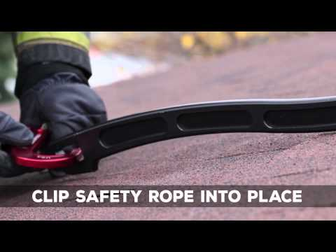 Rappel to safety with BADAXX