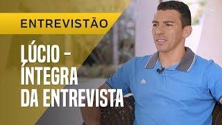 """LÚCIO, O ZAGUEIRO ARTILHEIRO: """"FUI FRITADO NO SÃO PAULO"""""""