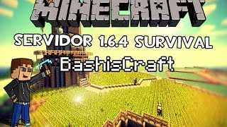 Minecraft Servidor 1.6.4 TerraGame Kit Pvp