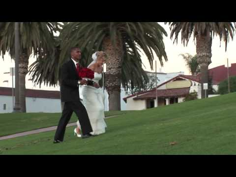 San Clemente Sunset Wedding Video