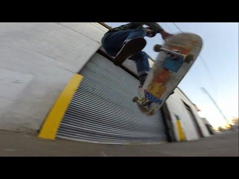 Skate All Cities - GoPro Vlog Series #050 / Damn Daniel