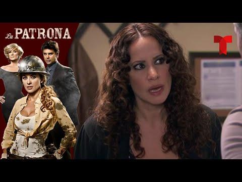 La Patrona | Cap ítulo 99 | Telemundo Novelas
