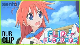 FLIP FLAPPERS Official English Dub Clip #1