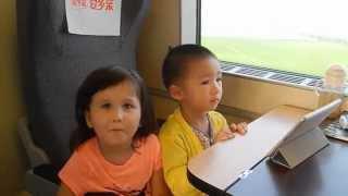 American Child Speaking Fluent Chinese Mandarin