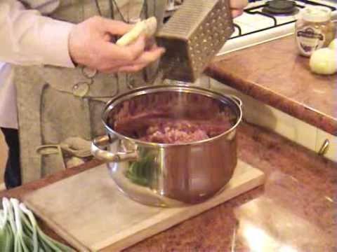 Люля-кебаб (в духовке) от Дяди Яши
