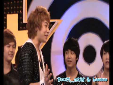 090822 [fancam]Teen Plus Show -Gun Speak thai