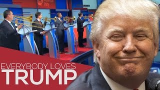 EVERYBODY LOVES TRUMP - A Donald Trump Song