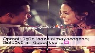 Gozel Yeni Musiqi Sevgi Sekilleri instagram