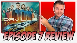 """The Orville Episode 7 Review """"Majority Rule"""" 01x07"""