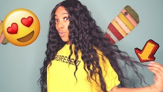 SUPER CHEAP 30 INCH WIG !!