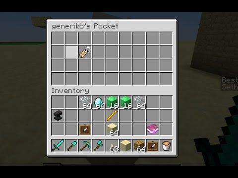 BlingPickpocket -- Minecraft Bukkit Plugin