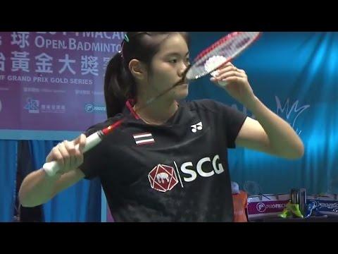 |SF| Match 2  Macau Open Badminton Championships 2014