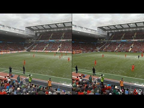 FIFA 14 PS4 vs. Xbox One Comparison