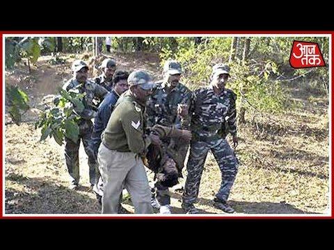 100 Shehar 100 Khabar: CRPF Jawans Killed In Maoist Ambush In Chhattisgarh