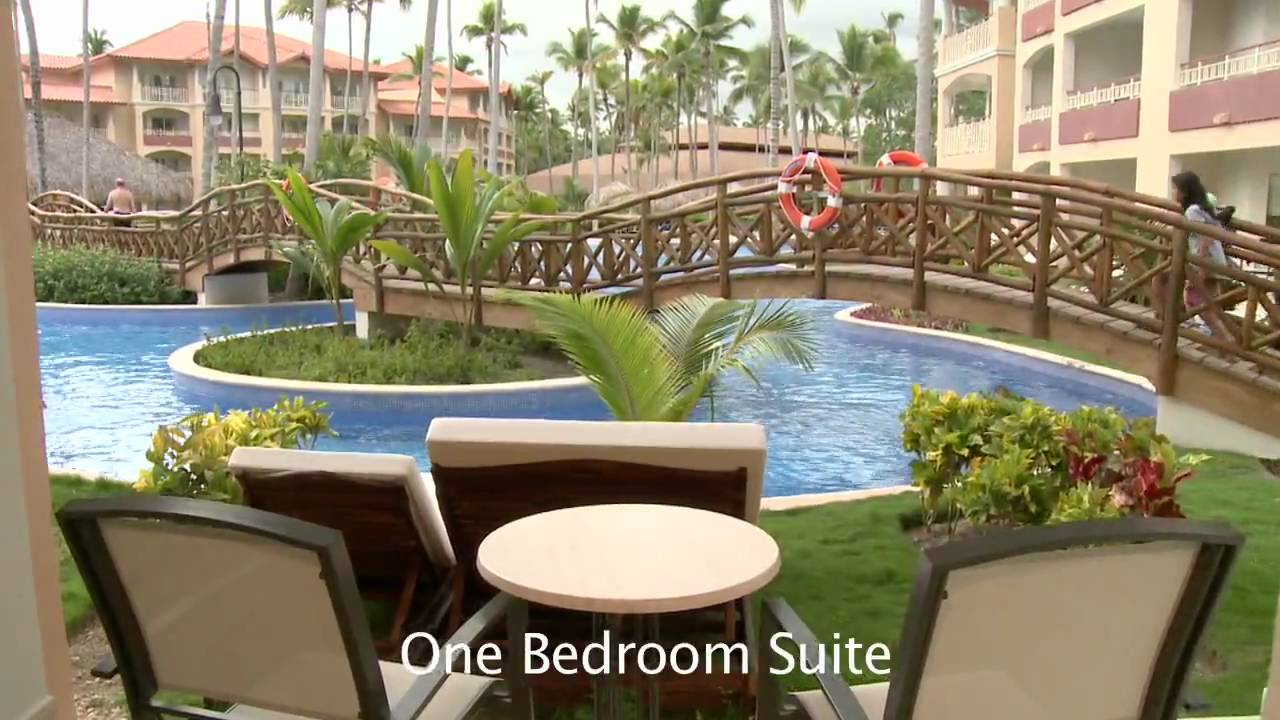 ... Colonial Punta Cana - One Bedroom Suite Room Preview - YouTube