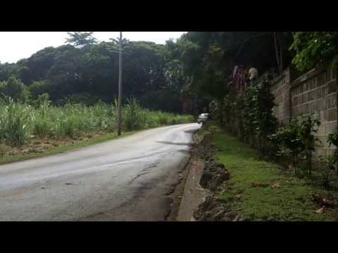 Rally Barbados 2013 - Highlights.