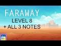 Lagu Faraway: Puzzle Escape: Level 8 Walkthrough + All 3 Letters  Notes (by Mousecity & Pine Studio)