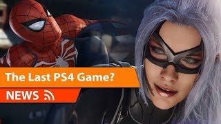 Marvels Spider-Man 2 2020 Release Date & Final PS4 Game Talk